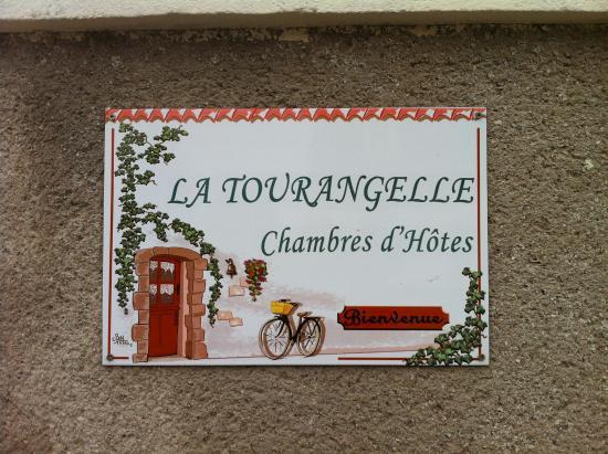 La Croix-en-Touraine, Francja: La Tourangelle