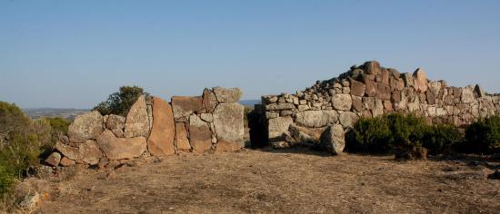 Olmedo, Włochy: Monte Baranta