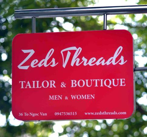 Zeds Threads: Business shirts