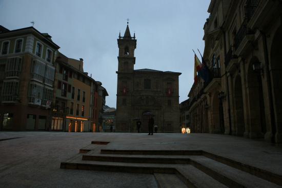 Parroquia de San Isidoro El Real : Вечером