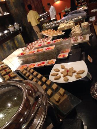 Buffet Picture Of Club Mahindra Emerald Palms Varca