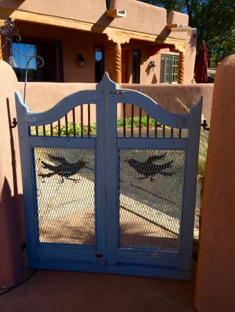 Ravens Ridge: An appropriate little gate