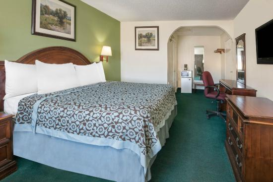 Days Inn Van Horn TX: KING BED
