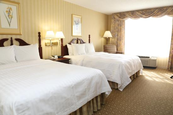Guestroom at the Inn at Middletown