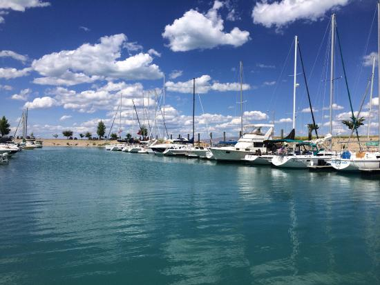 Garden City, UT: Bear Lake Marina