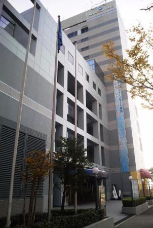 Hotel Mariners' Court Tokyo: 外観