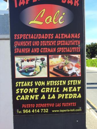 Bar y Restaurante Loli