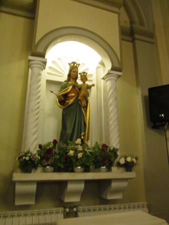 Catedral Sagrado Corazon: Nuestra Madre Santisima