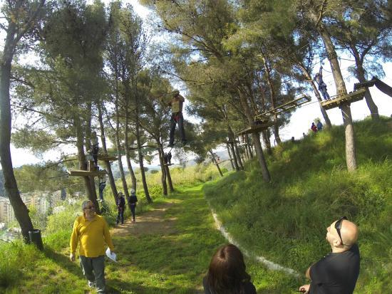 Parco Avventura Genova Pegli
