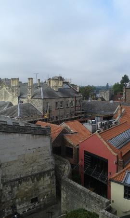 View from the Mansion House