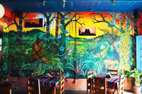 Cafe Arqueologico Yaxha