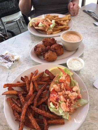 Buzzards Bay Seafood Restaurants