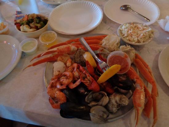 Mad Crabber Restaurant Avon Nc