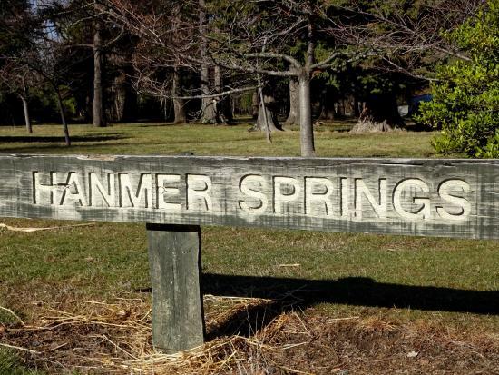 Hanmer Forest: Hanmer Springs