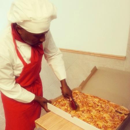 Mr. Mike's Pizza Company Ltd.: Party Size Pizza!