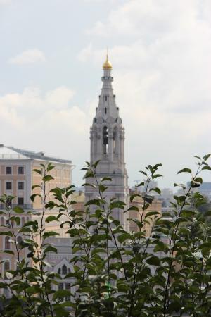 Temple of Wisdom of God: Храм Софии Премудрости Божией в Средних Садовниках