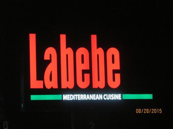 Lamb Quizzi Picture Of Labebe North Brunswick Tripadvisor
