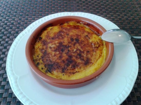 El Caliu: crema catalana