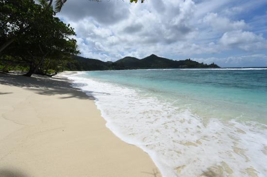 Baie Lazare, Seychelles: Beach