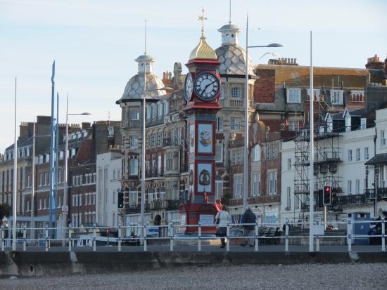 Weymouth, UK: The Esplanade