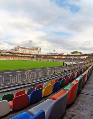 Ternopil City Stadium