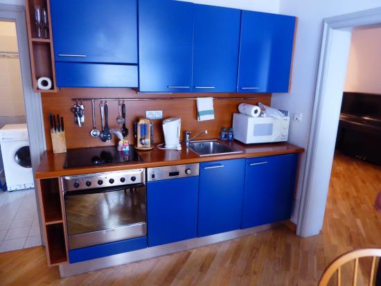 Residence Thunovska 19: Kitchen in Magdalena