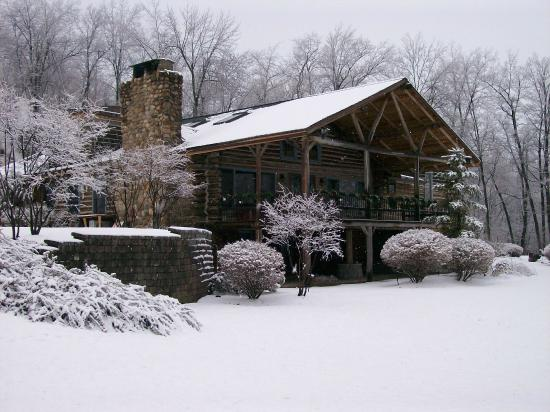The Chalet of Canandaigua: The Chalet in Winter