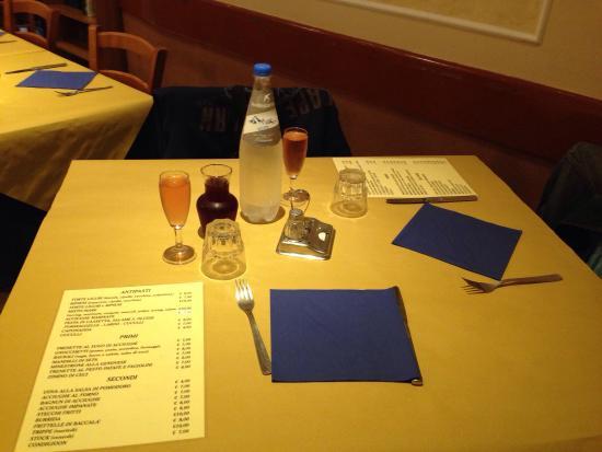 Alter Ego: Il ns tavolo e parte della sala!