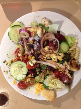 Jason's Deli: Eddie Z salad!!! 👍👍👍