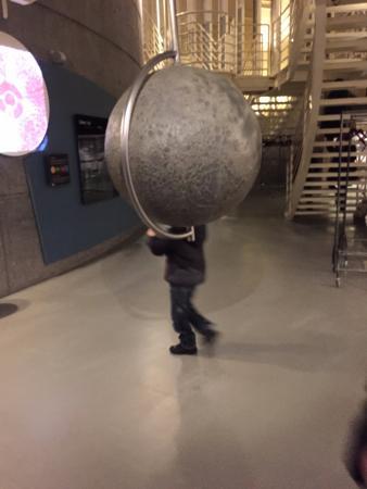 IMAX Tycho Brahe Planetarium: Planetarium
