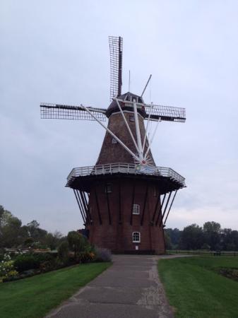 Windmill Island - De Zwaan Windmill: Windmill1