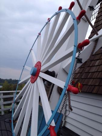 Windmill Island - De Zwaan Windmill: Windmill3