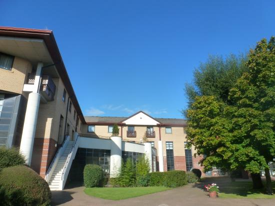Views Of Grounds Picture Of Crowne Plaza Resort Colchester Five Lakes Tolleshunt Knights