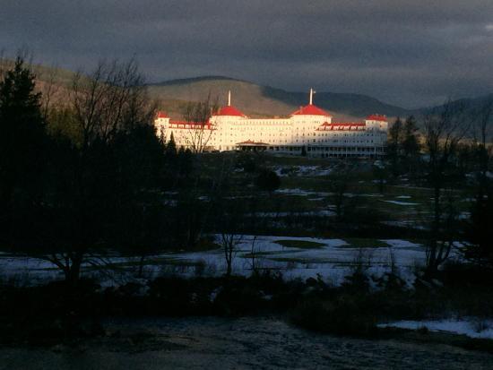 Wentworth Golf Club: Mount Washington Hotel area