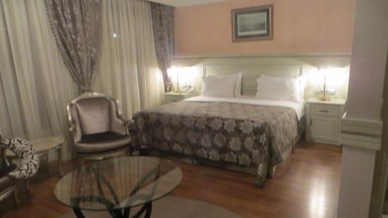 Ferman Hotel: Dormitorio