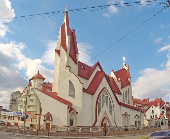 Church of Divine Mercy and Our Lady of Perpetual Help
