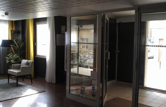 Belambra City - Hôtel Magendie : Холл