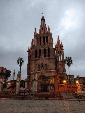 Hacienda El Santuario: San Miguel