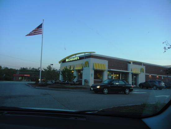 เอปปิง, นิวแฮมป์เชียร์: McDonald's Epping