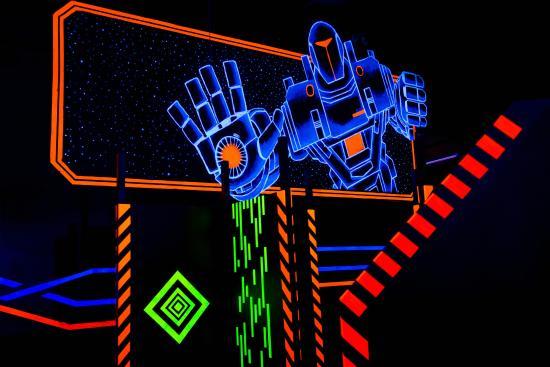 Laserbase Sindelfingen: Bob der Roboter