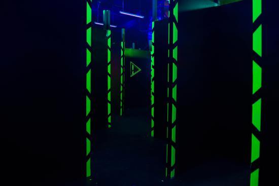 Laserbase Sindelfingen: Das Labyrinth
