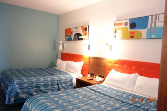 Universal's Cabana Bay Beach Resort: otra vista
