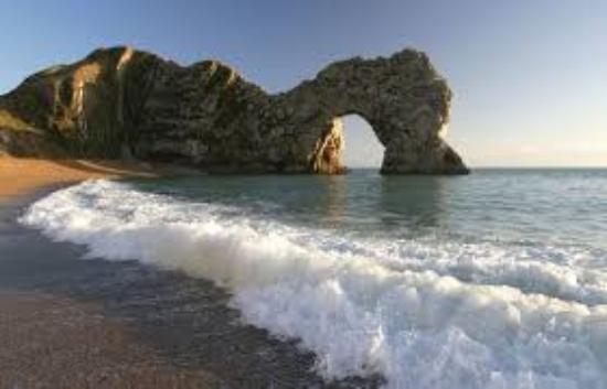 Sea, Coastline, Jurrasic Coast, Durdle Door, Weymouth, Dorset