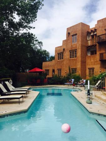 Hotel Santa Fe Pool