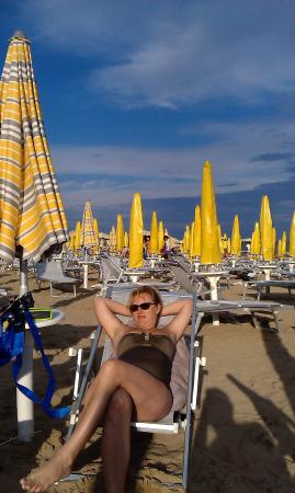 Hotel Anthony : На пляже