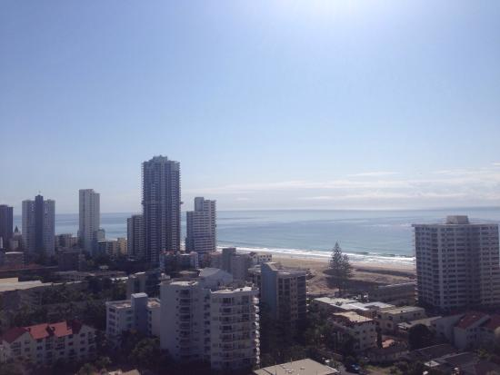 Window View - Crowne Plaza Surfers Paradise Photo
