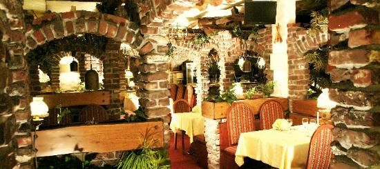 Hotel Cristal: Restaurant