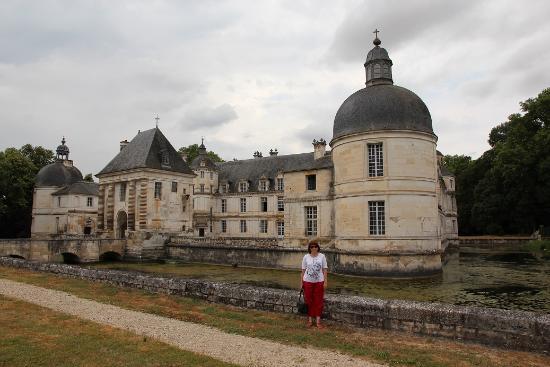 Chateau de Tanlay: Замок.