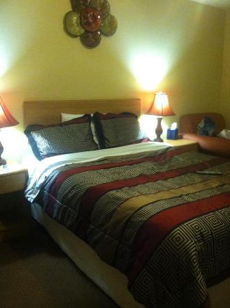 Rodeway Inn & Suites: Cute room