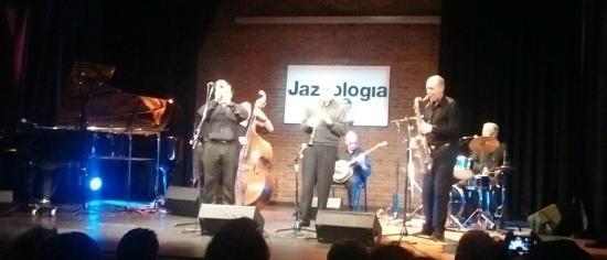 Teatro Municipal General San Martin: Jazzología Sep 2015